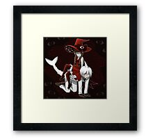 Deep Sea Prisoner - Sal and Wadanohara Framed Print