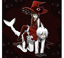 Deep Sea Prisoner - Sal and Wadanohara Photographic Print