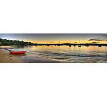 Memories of Day - Clareville Beach, Sydney - The HDR Experience Photographic Print