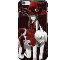 Deep Sea Prisoner - Sal and Wadanohara iPhone Case/Skin