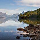 McDonald Lake by TeresaB