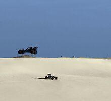 Desert Jumping by Carla Jensen