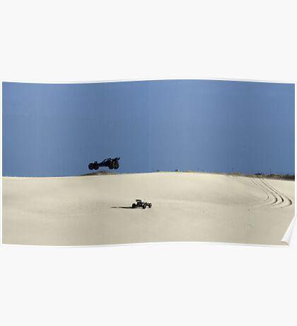 Desert Jumping Poster