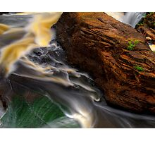 Hogsback falls Photographic Print