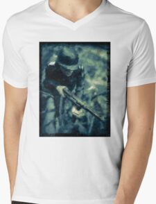 War zone Mens V-Neck T-Shirt