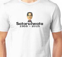 Satoru Iwata (RIP 1959 - 2015) Unisex T-Shirt