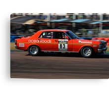 351 GT Australian Muscle Car masters Canvas Print
