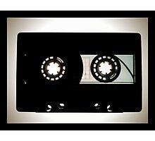 Cassette Side A Photographic Print