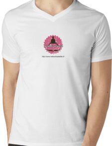 Network Satellite  Mens V-Neck T-Shirt