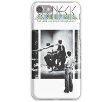 Genesis - The Lamb Lies Down on Broadway iPhone Case/Skin