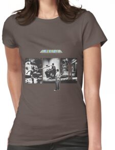 Genesis - The Lamb Lies Down on Broadway Womens Fitted T-Shirt