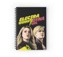 EWDG Comic - No Background Spiral Notebook