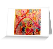 Fairy tails  Greeting Card
