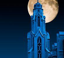 Frozen in the Midnight Blue by Mitchell Tillison