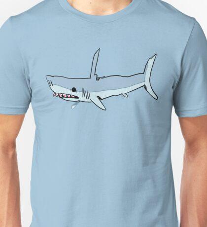 look at this shark Unisex T-Shirt
