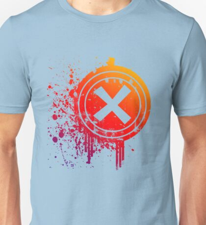 X Stains Unisex T-Shirt