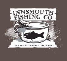 Innsmouth Fishing Co Baby Tee