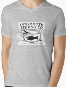 Innsmouth Fishing Co Mens V-Neck T-Shirt