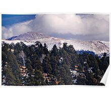 PIKES PEAK or BUST Poster