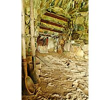 Tools and Hearth Photographic Print