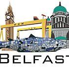 Belfast by imagegrabber