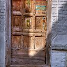 There Was a Crooked Door by timmburgess