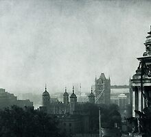london by Ingrid Beddoes