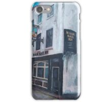 Hull, Old Town Pub iPhone Case/Skin