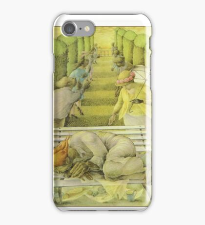 Genesis - Selling England by the Pound iPhone Case/Skin