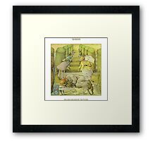 Genesis - Selling England by the Pound Framed Print