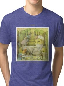 Genesis - Selling England by the Pound Tri-blend T-Shirt