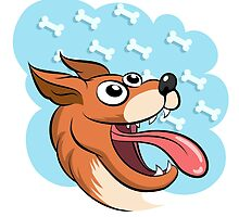 Lucky Dog by devaleta