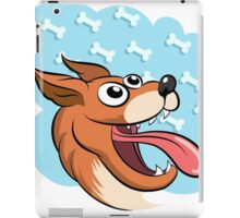 Lucky Dog iPad Case/Skin