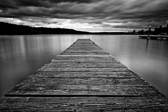 Threatening Sky by Dan Mihai