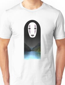 No Face- Spirited Away Unisex T-Shirt