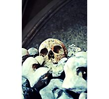 The hidden face of humanity Photographic Print