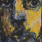 Face, Bernard Lacoque-119 by ArtLacoque