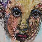 Face, Bernard Lacoque-118 by ArtLacoque