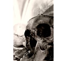 Our littleness Photographic Print