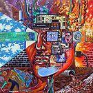 'Portrait of Modern Man' by Jerry Kirk