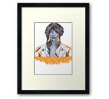 Remember Who? Framed Print