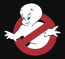 Friendly Ghost busters One Piece - Short Sleeve