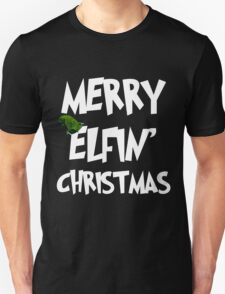 Merry Elfin' Christmas T-Shirt