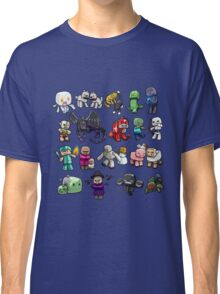 Cute Minecraft Mobs Classic T-Shirt