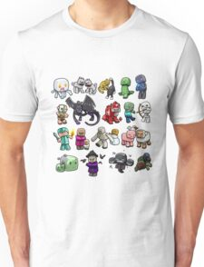 Cute Minecraft Mobs Unisex T-Shirt