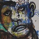 Face, Bernard Lacoque-121 by ArtLacoque