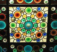 Tiffany ceiling by Thad Zajdowicz