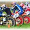 British Grass Track Racing 3 by iangmclean