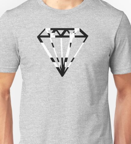 Diamond Invaders Unisex T-Shirt