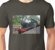 GWR Prairie Tank Locomotive Unisex T-Shirt